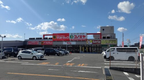 コノミヤ滝ノ水店 2階テナント
